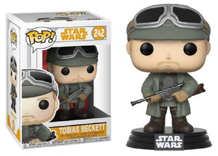 Funko POP Vinyl: Star  Wars Tobias Beckett